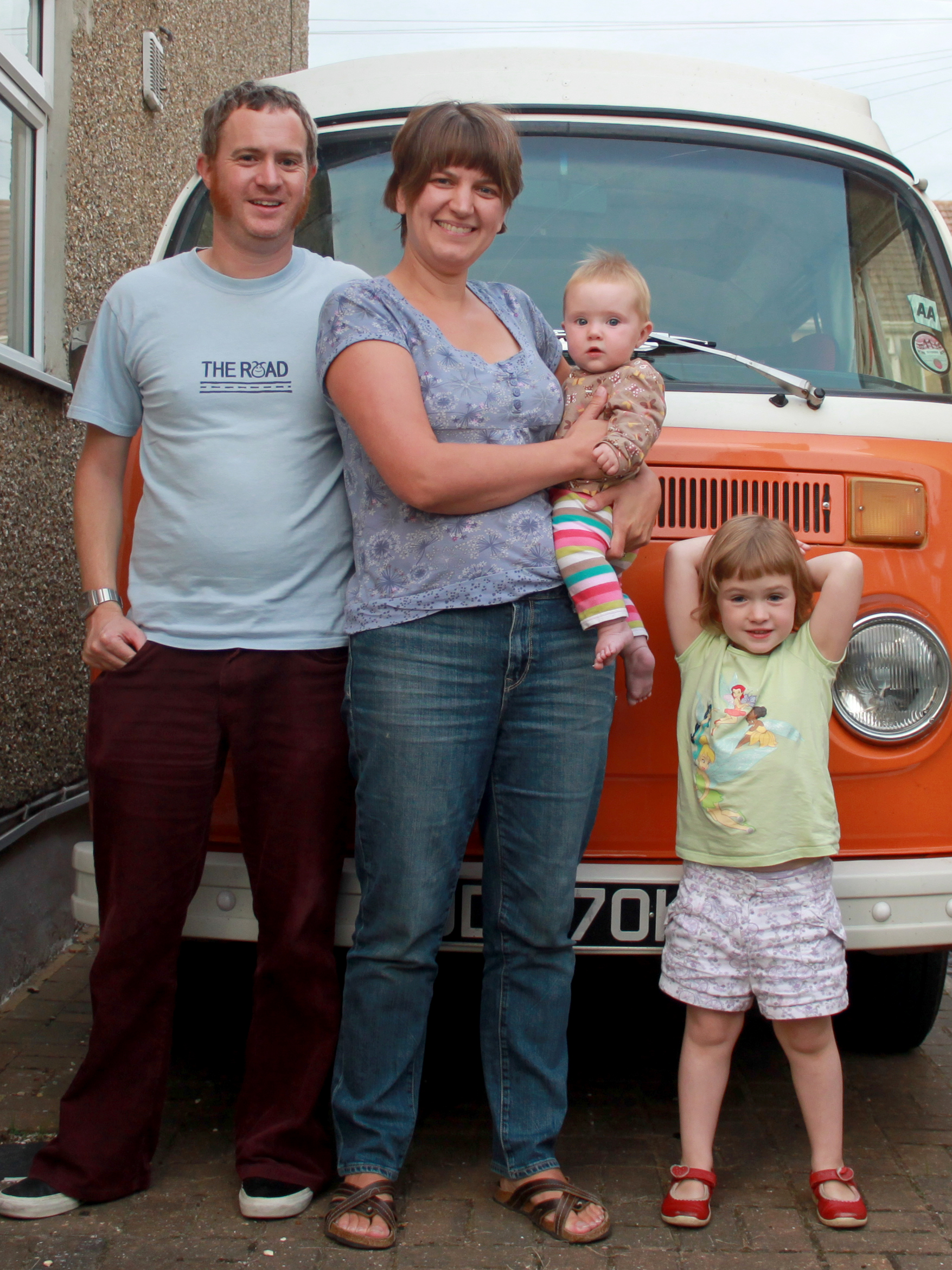 The Talbot family, 2014